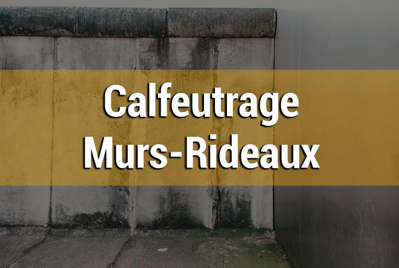 Calfeutrage